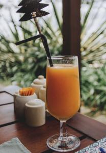 phenibut mixed with orange juice